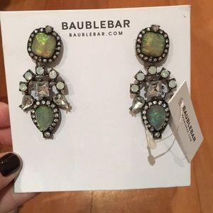 Baublebar Clip on Earrings